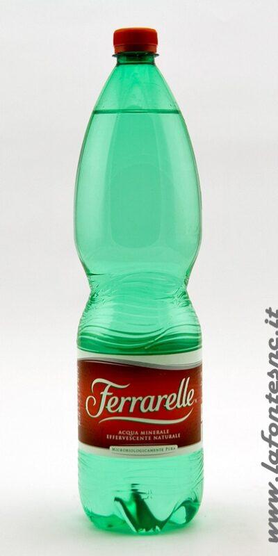 Acqua Ferrarelle 1,5 litri PET (6 bottiglie)