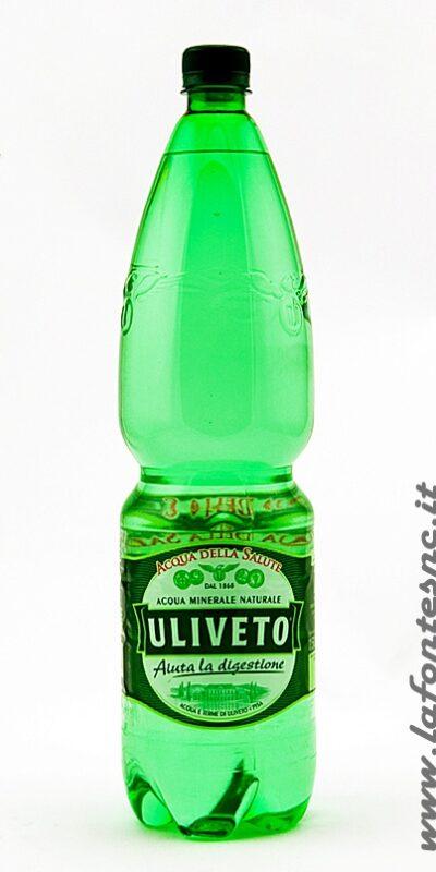 Acqua Uliveto 1,5 litri PET (6 bottiglie)