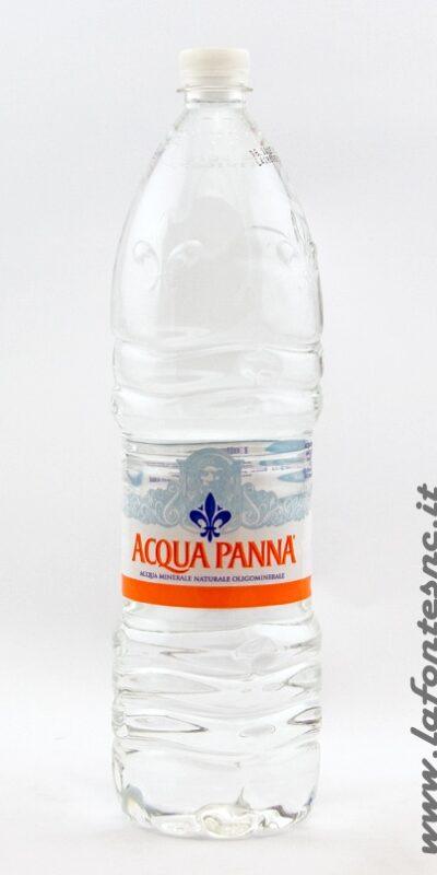 Acqua Panna Naturale 1,5 litri PET (6 bottiglie)