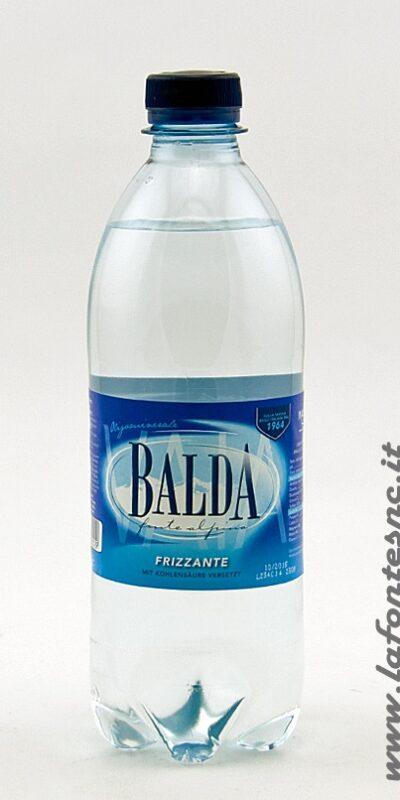 Acqua Balda Frizzante 1/2 litro PET (24 bottiglie)