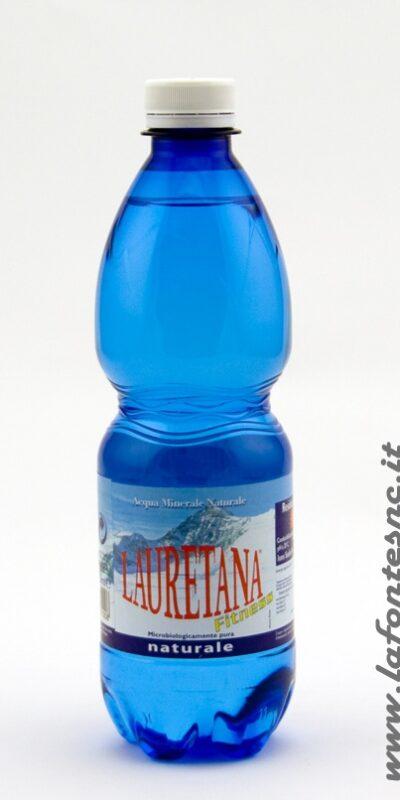 Acqua Lauretana Naturale 1/2 litro PET (12 bottiglie)