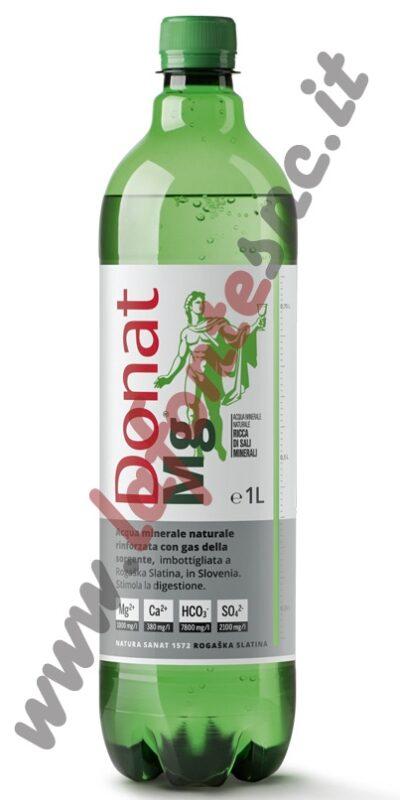 Acqua Donat Mg Naturale 1 litro vetro (6 bottiglie)