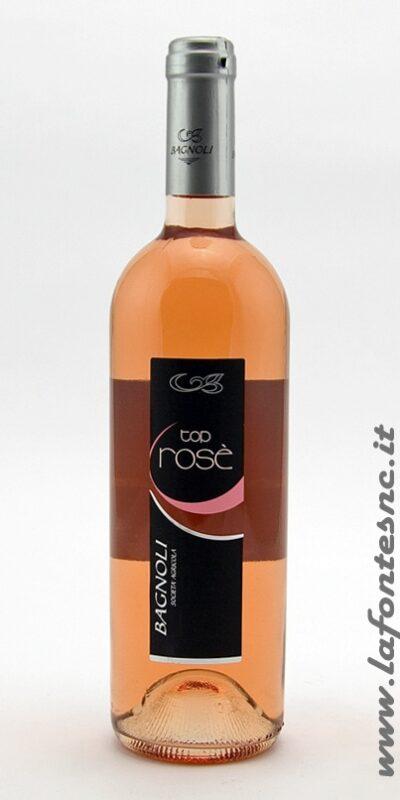 Pinot Nero vinificato in rosè Bagnoli