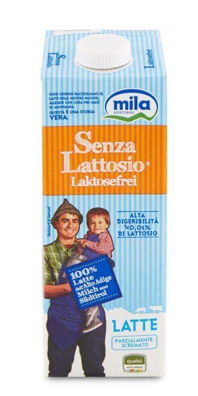 Latte Mila Senza Lattosio 1 Litro