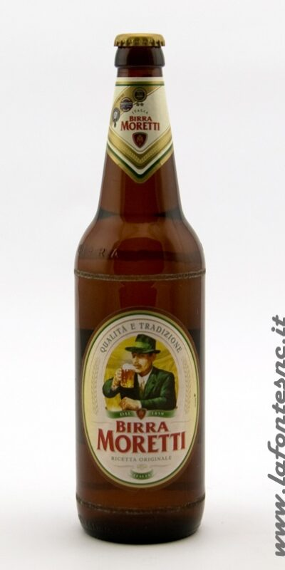 Birra Moretti 66 cl vetro