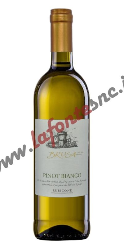 Pinot Bianco del Rubicone IGT Brusa