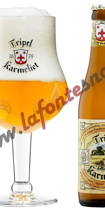 Birra Tripel Karmeliet 33 cl.
