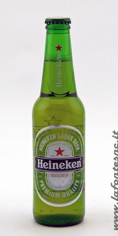 Birra Heineken 33 cl Bottiglia