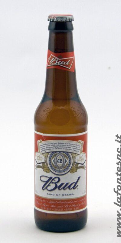 Birra Budweiser 33 cl vetro