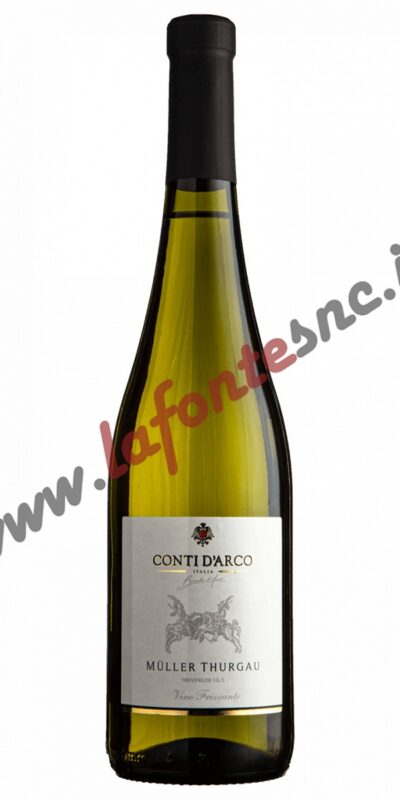 Muller Thurgau Frizzante Igt Conti d'Arco