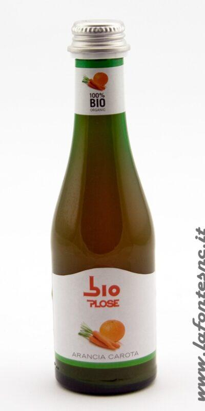 Succo Bio Plose Arancia-Carota