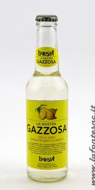 Gassosa Lurisia 275ml Vetro x4