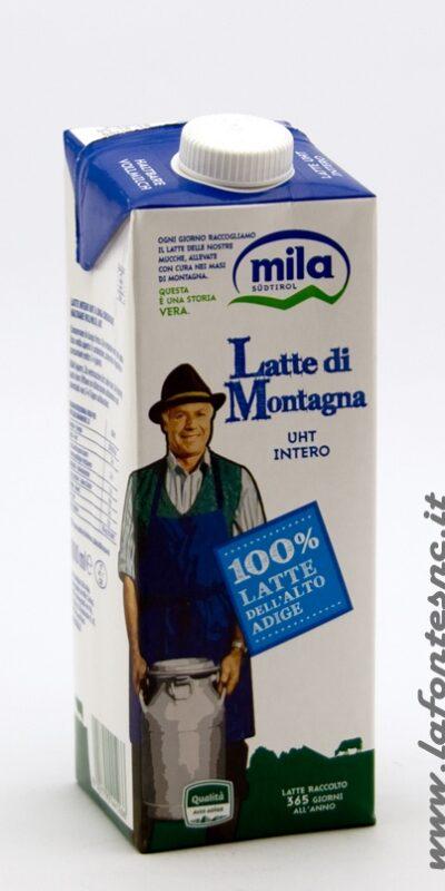 Latte Mila Parzialmente Scremato 1 Litro