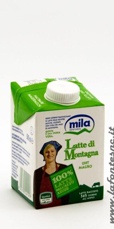 Latte Mila Scremato 1/2 Litro