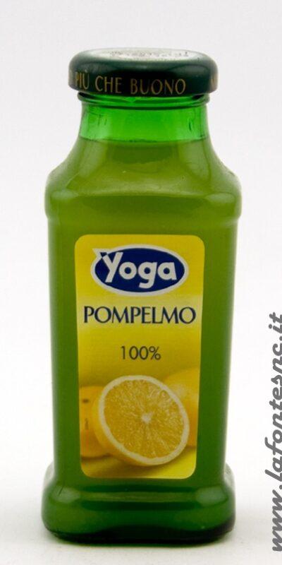 Succo yoga 200cl Pompelmo LineaBar