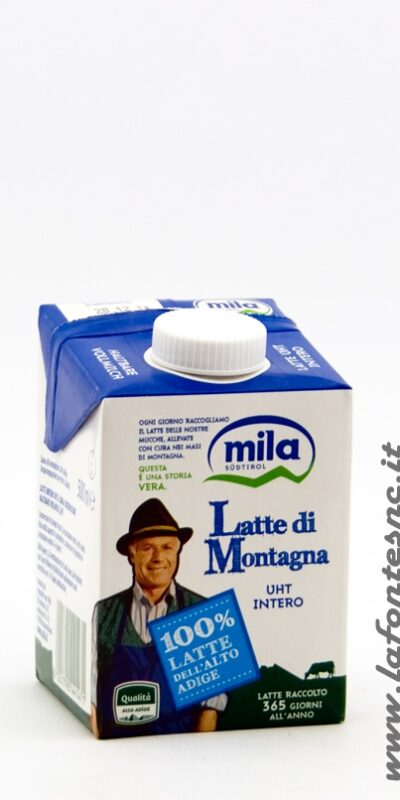 Latte Mila Intero 1/2 Litro