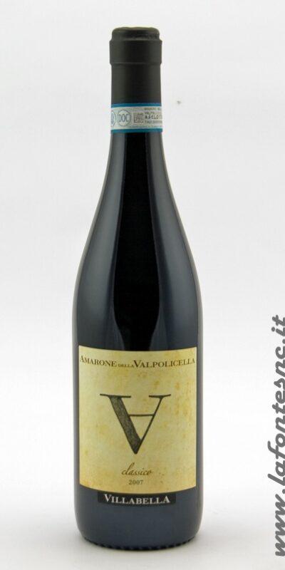 Amarone della Valpolicella DOC Classico Villabella