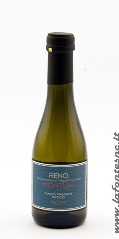 Reno DOC Montuni Frizzante Belle Rive 20 cl