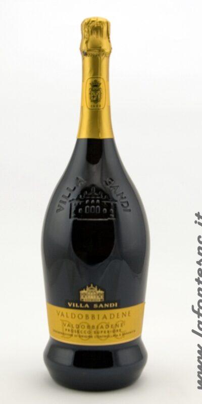 Prosecco di Valdobbiadene DOCG Extra Dry Magnum Villa Sandi
