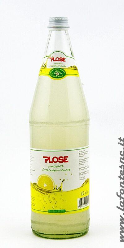 Limonata Plose 100cl Vetro a Rendere