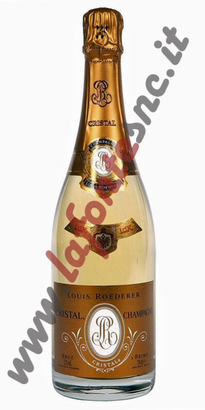 Cristal Louis Roederer Champagne