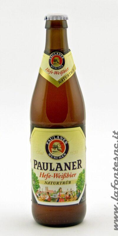 Paulaner Hefe Weizen 50 cl.