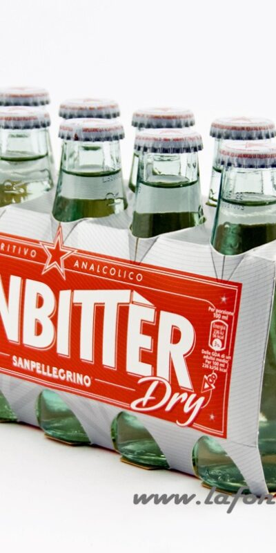 Sanbitter Rosso 10 cl.