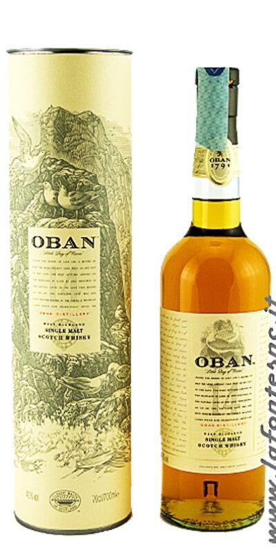 Whisky Oban