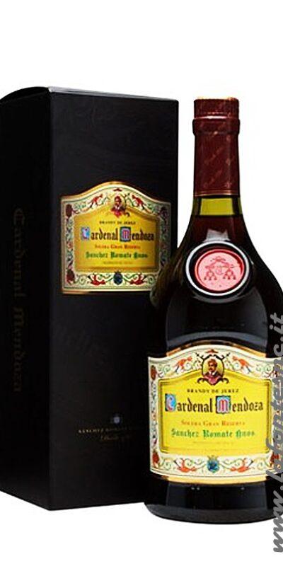 Cardinal Mendoza Brandy