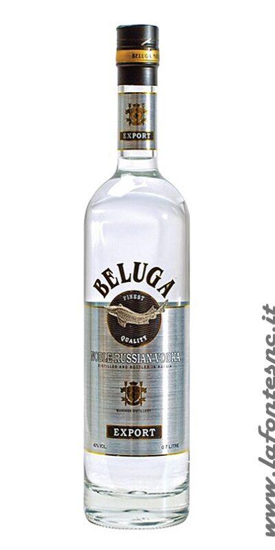 Beluga Vodka