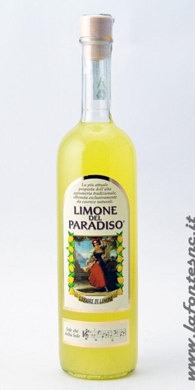 Limoncino Gavioli 70 cl.