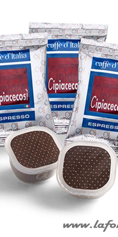 Capsule Caffè 777Milabaci