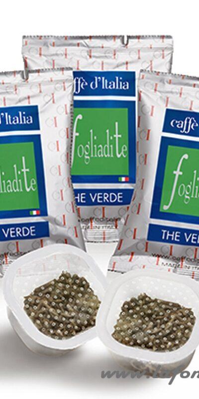 Tè Verde In Foglia 50 Capsule
