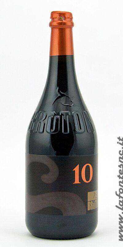 Birra Bruton 10 Dieci 75 cl