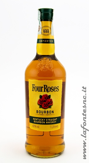 Whisky Four Roses Bourbon 1 LT