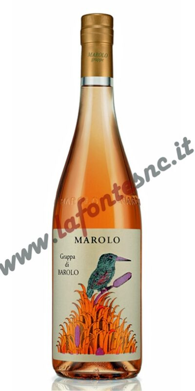 Grappa Marolo Barolo 70 cl.