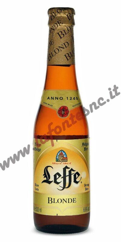 Birra Leffe Blonde 33 cl.
