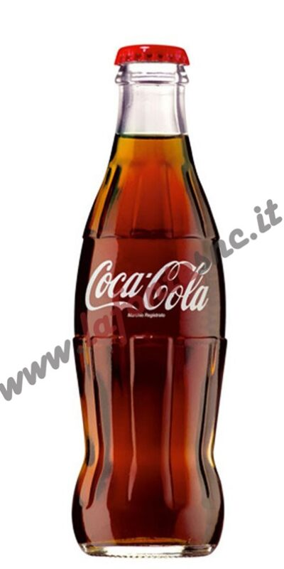 Coca Cola 33 cl Vetro