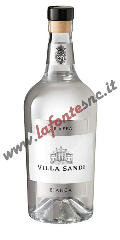 Grappa Villa Sandi Bianca Superiore 70 cl.