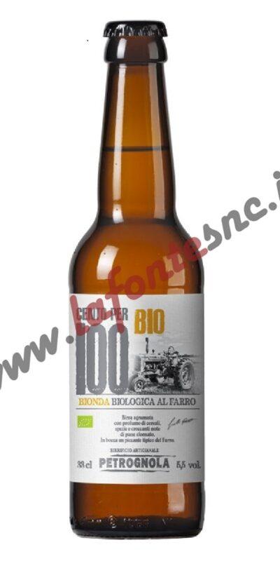Petrognola 100% BIO Bionda Biologica al Farro