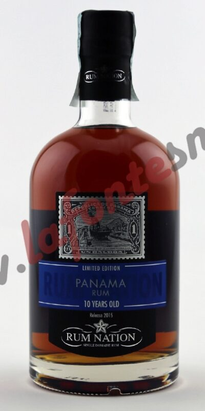Rum Nation Panama 10 Years Old