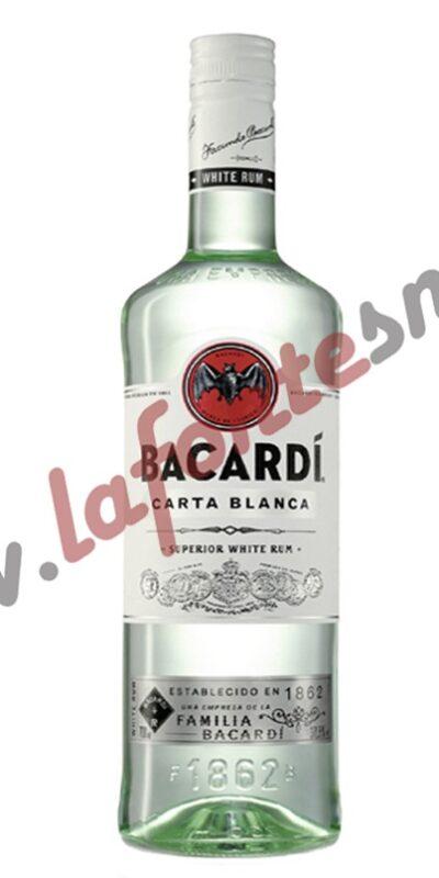 Rum Bacardi Carta Blanca 1 lt.