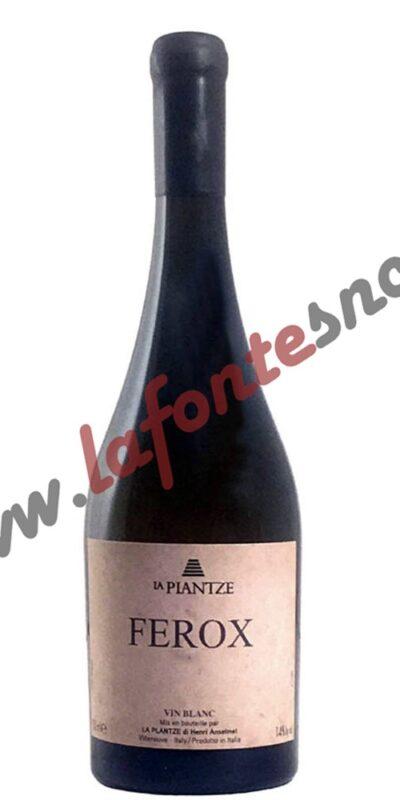 """La Plantze """"Ferox"""" Sauvignon Blanc Valle d'Aosta"""
