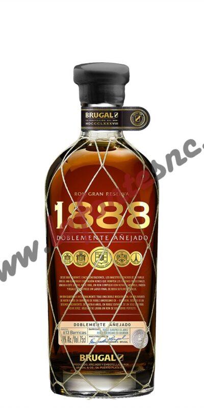 Rum Brugal 1888 Gran Reserva 70 cl.