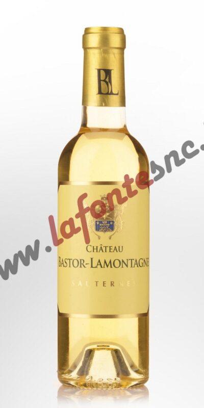 Sauternes Chateau Bastor Lamontagne 37,5 cl.