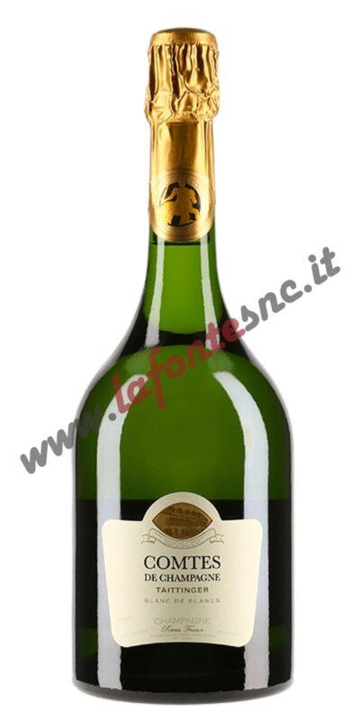 """Champagne Taittinger """"Comtes de Champagne"""" 75 cl."""