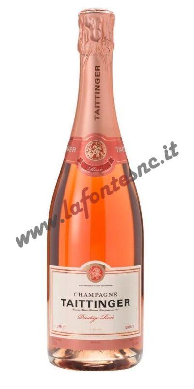 Champagne Taittinger Brut Prestige Rosè 75 cl.