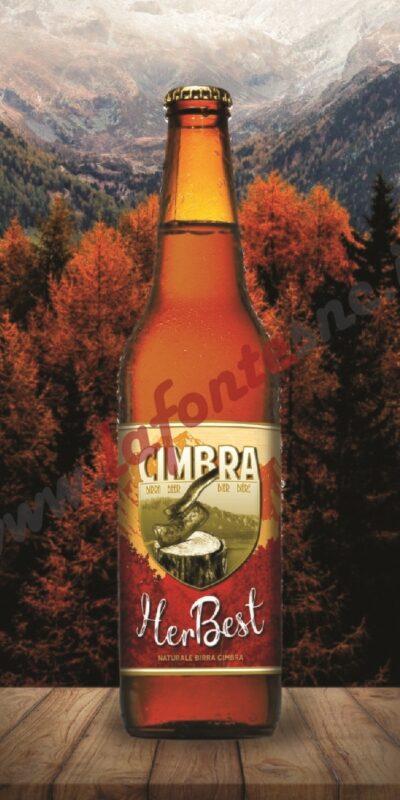 Birra Cimbra Herbest 50 cl.