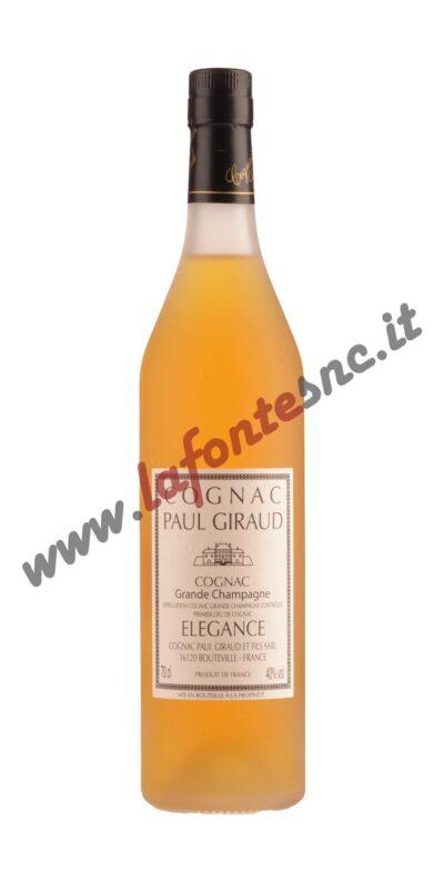 Cognac Paul Giraud Elegance
