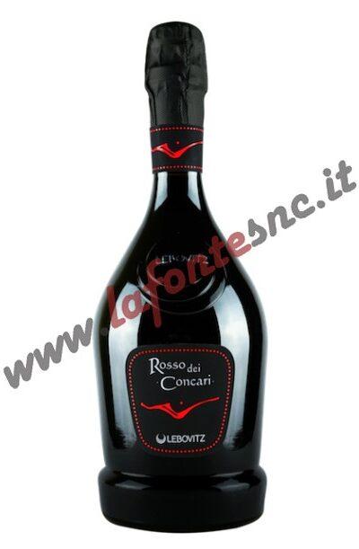 Lambrusco Mantovano Rosso dei Concari DOP Lebovitz